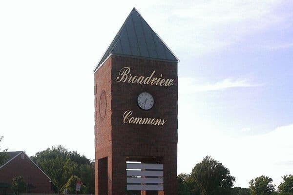 Broadview Commons in Broadview Heights Ohio.