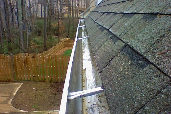 Gutter Cleaning In Spring And Fall
